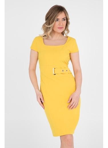 Ekol Elbise Sarı